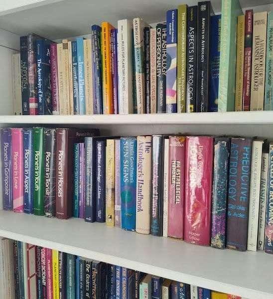 astrology books
